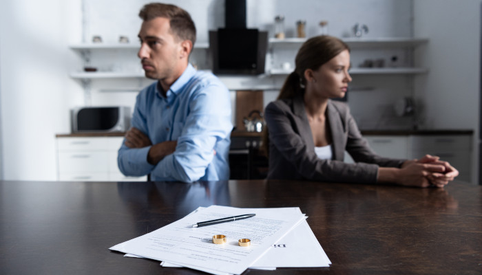 Divorce and COVID-19