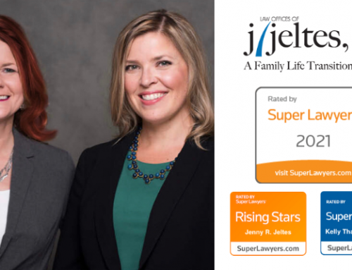 Jenny R. Jeltes and Kelly Thames Bennett Named to 2021 Illinois Super Lawyers and Rising Stars Lists